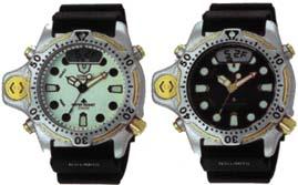 orologio subacqueo risponde aquapro